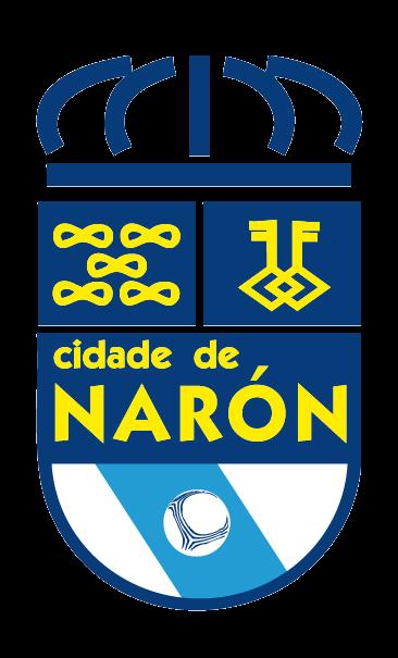 escudo Cidade de Naron