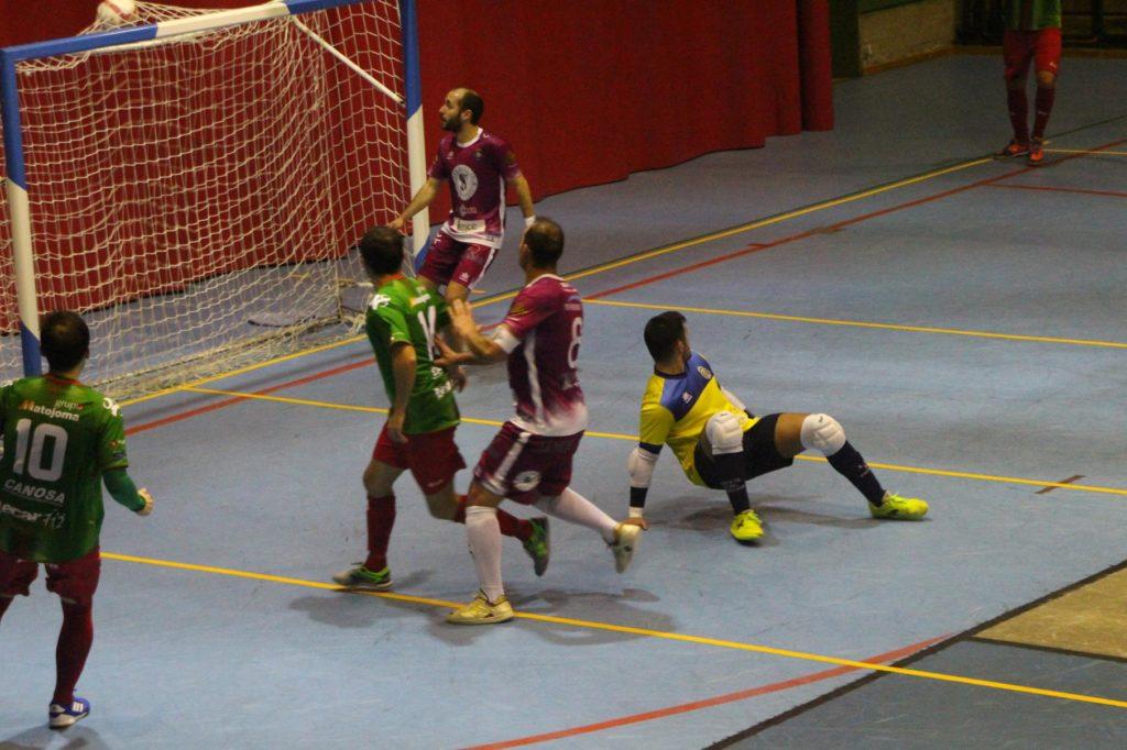O Esteo busca dar continuidad al buen comienzo de temporada en su visita al Leis Pontevedra F.S.