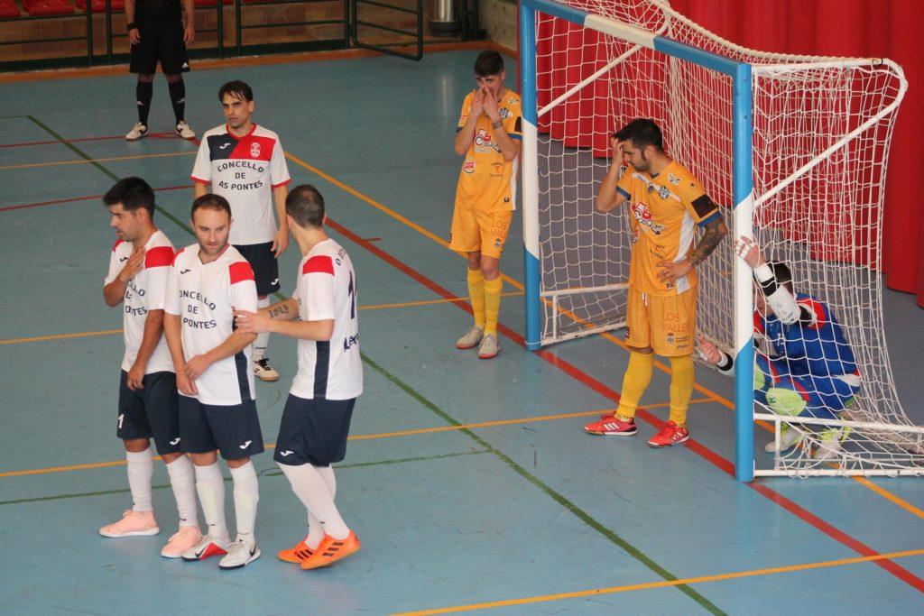 Segunda victoria consecutiva de la temporada para O Esteo F.S.