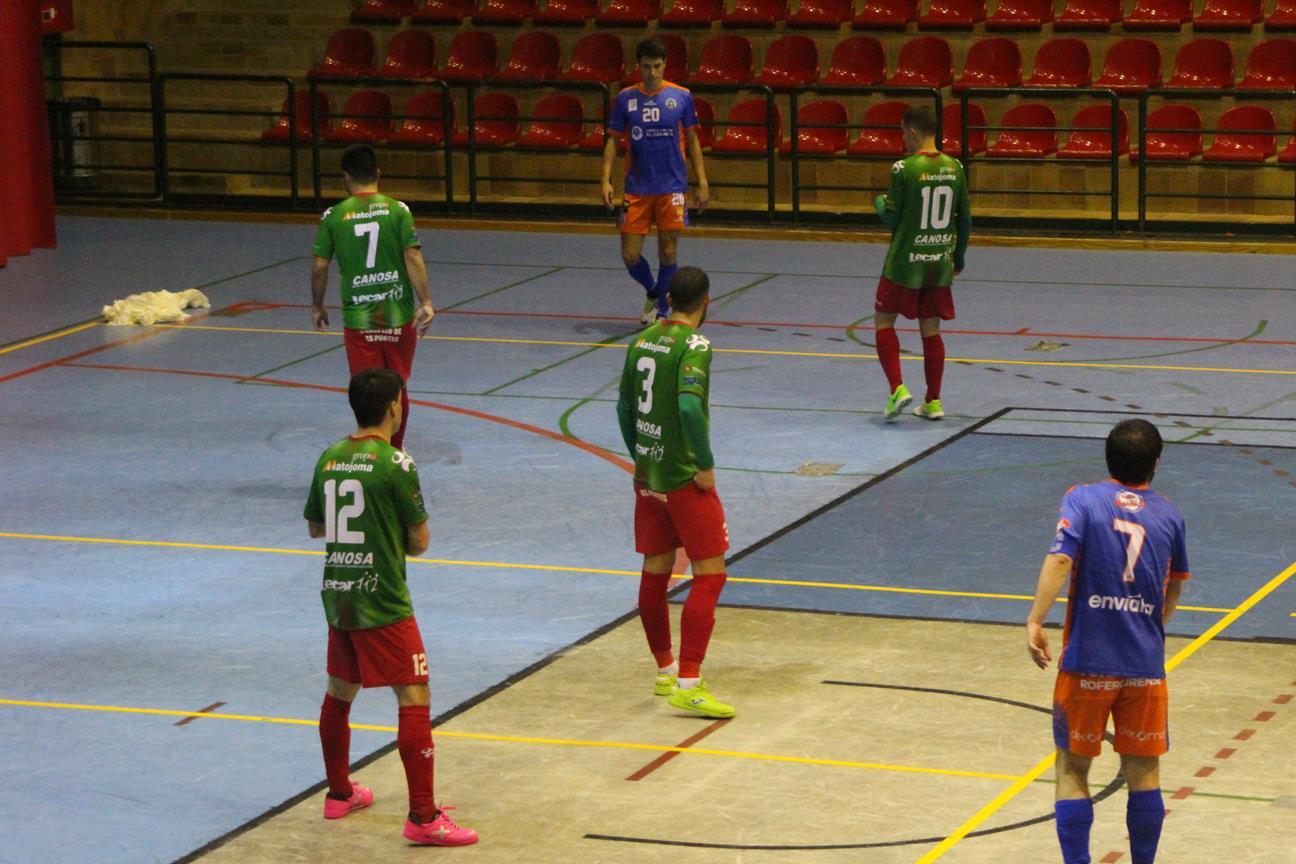 O Esteo logra vencer al Sala Ourense en un emocionante encuentro
