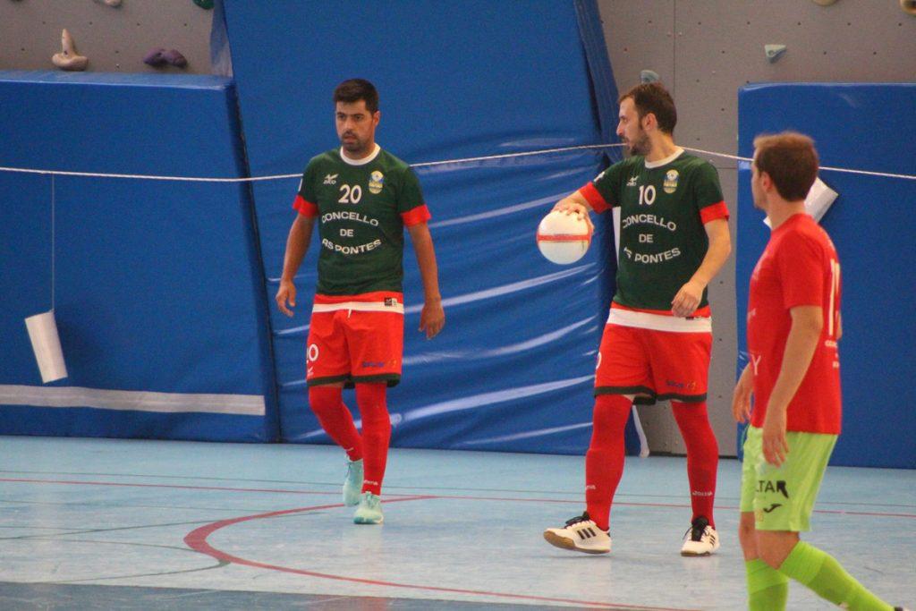O Esteo recibe a la S.D. Xove F.S. en su primer partido de la temporada como local
