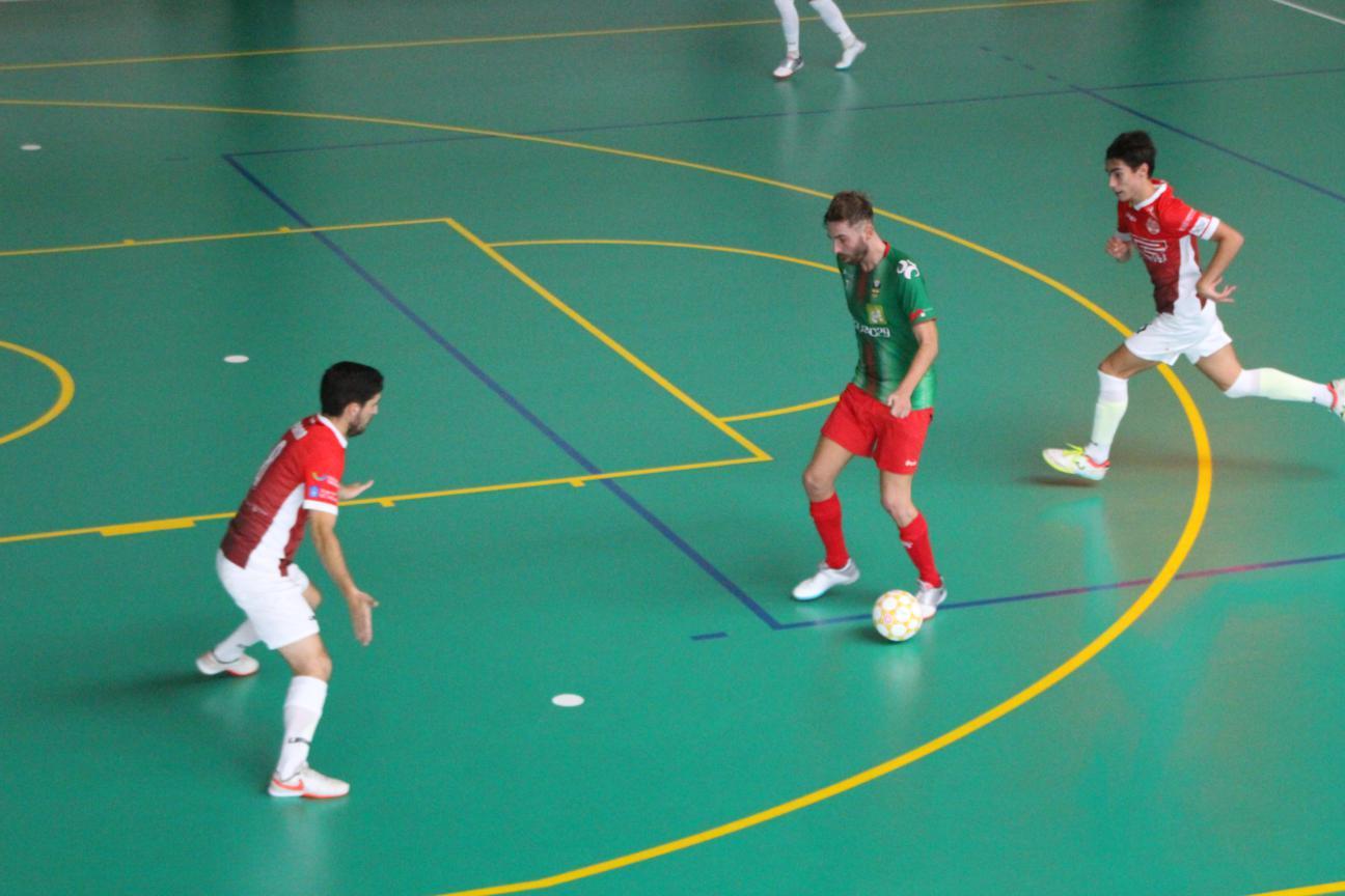 O Esteo cosechó su segunda derrota de la temporada en tierras Castellano-Leonesas