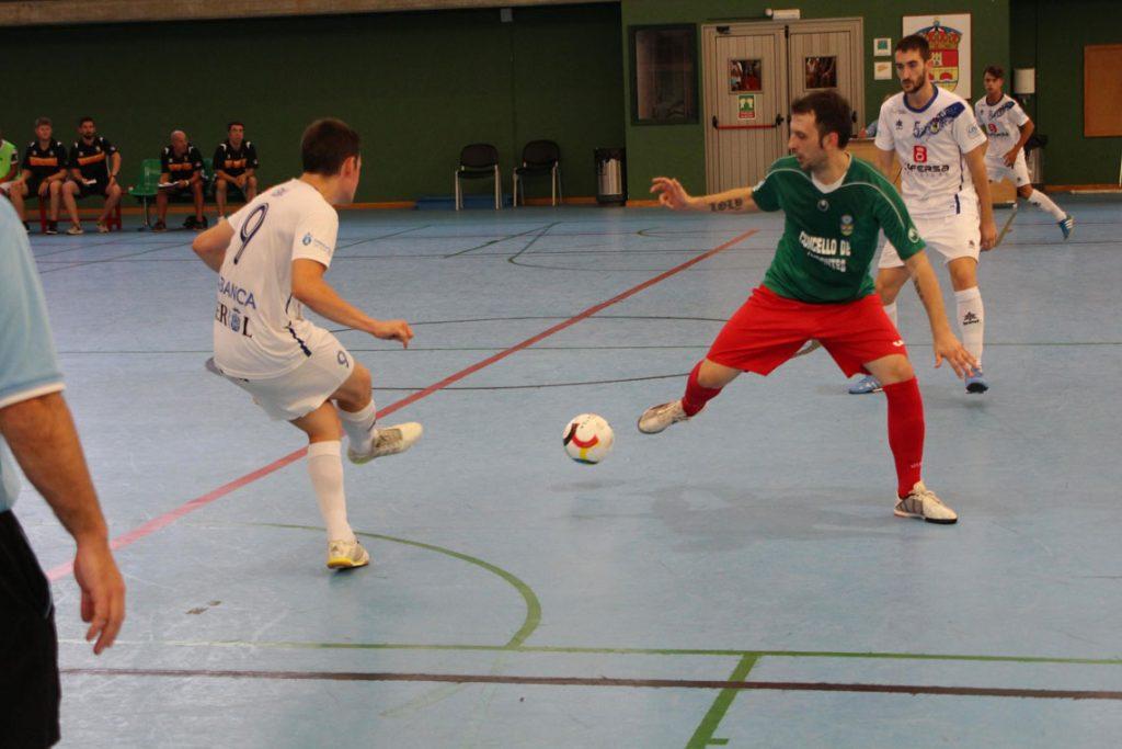 Último test de pretemporada para O Esteo F.S. con el pase a semifinales de la Copa Galicia en juego