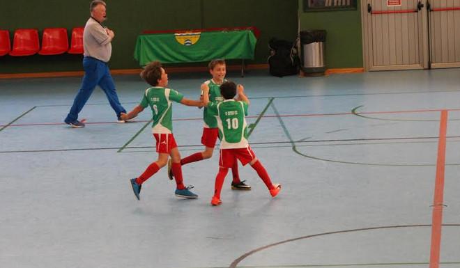 La Escuela de O Esteo sigue cosechando éxitos en su nueva etapa en las competiciones de la RFGF