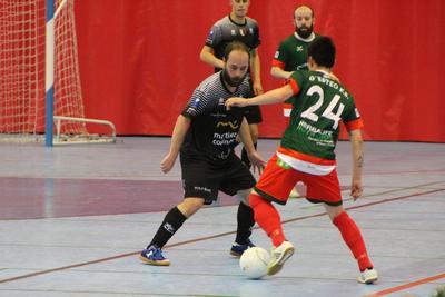 O Esteo recibe al Santiago de Sama en su segundo partido seguido en casa